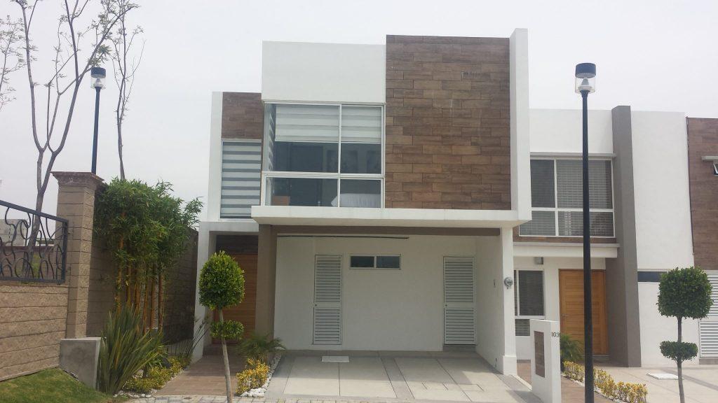 Casa con estilo Contemporáneo innovador en Cascatta 3 recamaras