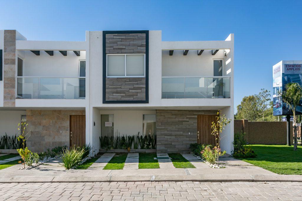 Casa en venta 3 recamaras Parque Ibiza Modelo Zafiro cluster con alberca  Lomas de Angelópolis III