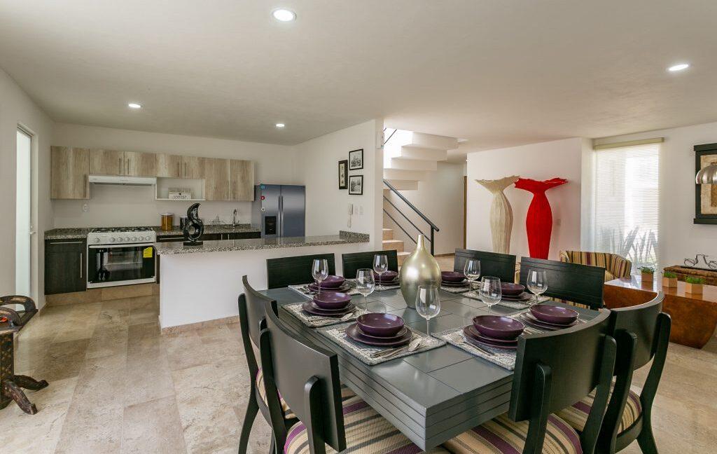 Casa en venta 3 recamaras Parque Ibiza con alberca Lomas de Angelópolis 9