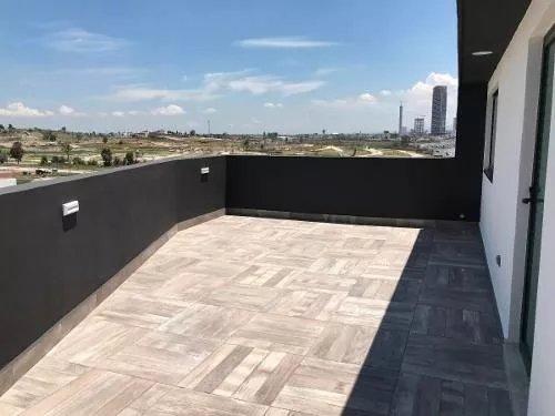 Casa Venta 4 recamaras con baño estudio roof garden Parque Santo Domingo Lomas de Angelopolis II 12