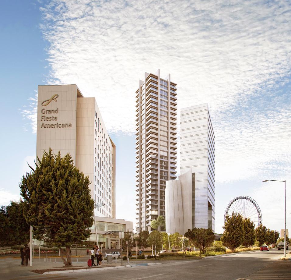 Venta Departamentos 2 y 3 recamaras Torres UMA Angelopolis Puebla