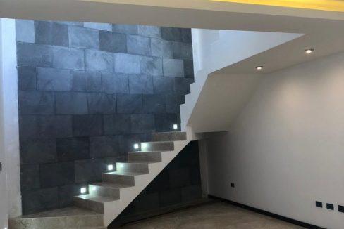 Casa en venta Parque Hidalgo Lomas de Angelopolis cluster con alberca 17