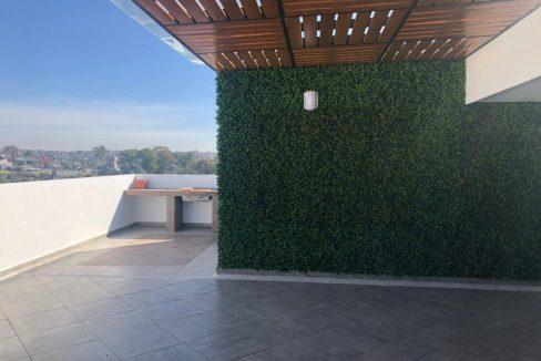 Casa en venta Parque Hidalgo Lomas de Angelopolis cluster con alberca 19