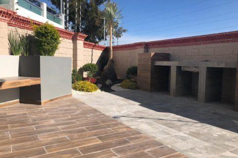 Casa en venta Parque Hidalgo Lomas de Angelopolis cluster con alberca 6