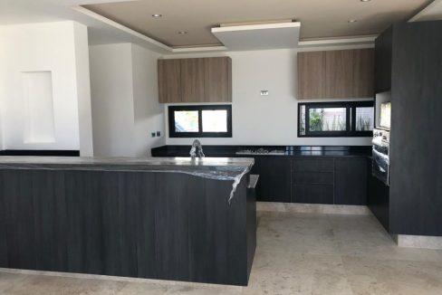 Casa en venta Parque Hidalgo Lomas de Angelopolis cluster con alberca 8