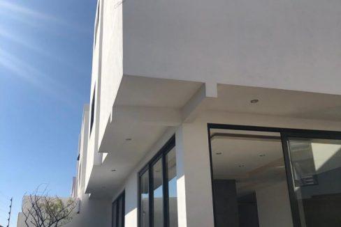 Casa en venta Parque Hidalgo Lomas de Angelopolis cluster con alberca 9