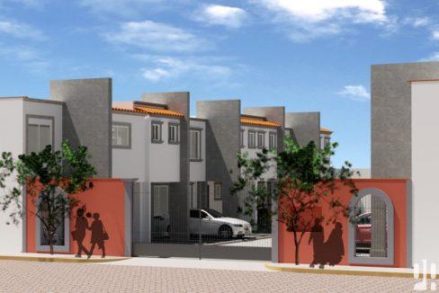 Casa en venta de 3 recamaras San Pedro Cholula Auriga 1
