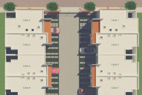Casa en venta de 3 recamaras San Pedro Cholula Auriga 8