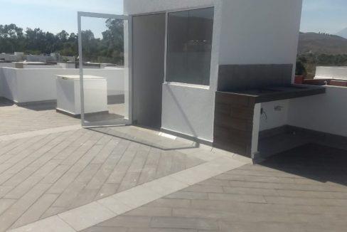 Casa en venta 3 recamaras Parque Ibiza con alberca Lomas de Angelópolis 28