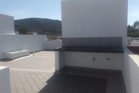 Casa en venta 3 recamaras Parque Ibiza con alberca Lomas de Angelópolis 29