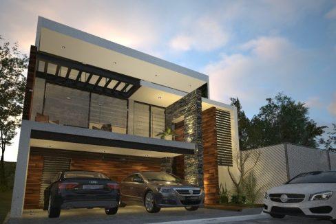Casa en venta 4 recamaras Parque Guanajuato Lomas de Angelopolis casa inteligente