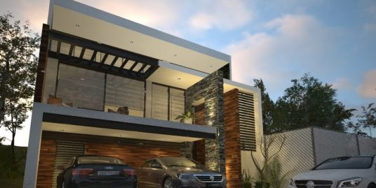 Casa en venta 4 recamaras Parque Guanajuato Lomas de Angelopolis casa inteligente Preventa