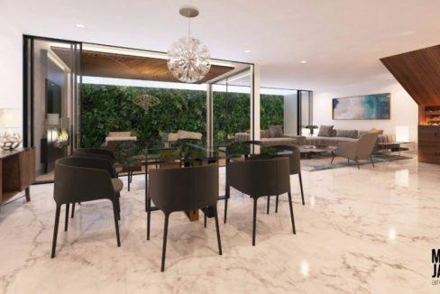 Casa en venta 4 recamaras Parque Guanajuato Lomas de Angelopolis casa inteligente 3