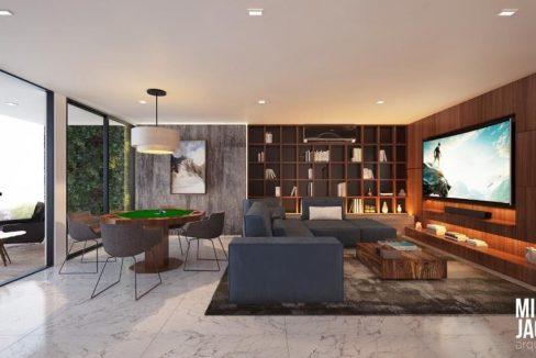 Casa en venta 4 recamaras Parque Guanajuato Lomas de Angelopolis casa inteligente 9