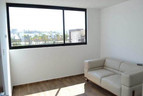 Renta casa con 3 recamaras Parque Chihuahua Lomas de Angelopolis Residencia en esquina con vista a los volcanes y con tres niveles 16