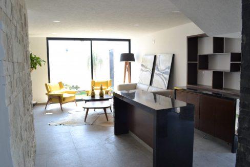 Renta casa con 3 recamaras Parque Chihuahua Lomas de Angelopolis Residencia en esquina con vista a los volcanes y con tres niveles 3