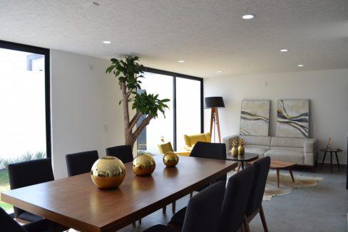 Renta casa con 3 recamaras Parque Chihuahua Lomas de Angelopolis Residencia en esquina con vista a los volcanes y con tres niveles 6