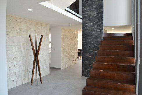 Renta casa con 3 recamaras Parque Chihuahua Lomas de Angelopolis Residencia en esquina con vista a los volcanes y con tres niveles 8