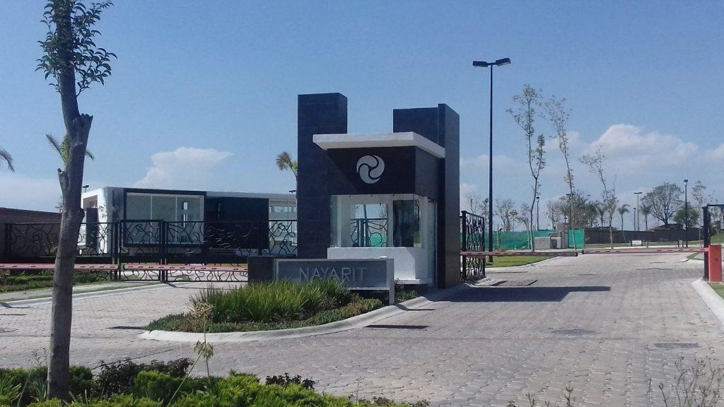 Venta terreno residencial Parque Nayarit Lomas de Angelópolis Puebla