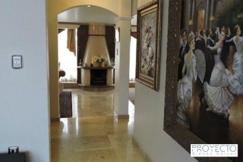Casa en venta con 4 niveles y 4 recamaras Residencial Cafetales Coyoacan 13