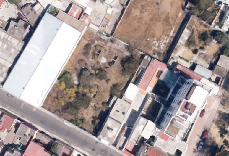 Venta de terreno plano uso mixto Zona La Paz 1629 m2