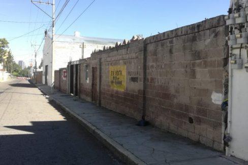 Venta de terreno plano uso mixto Zona La Paz 2