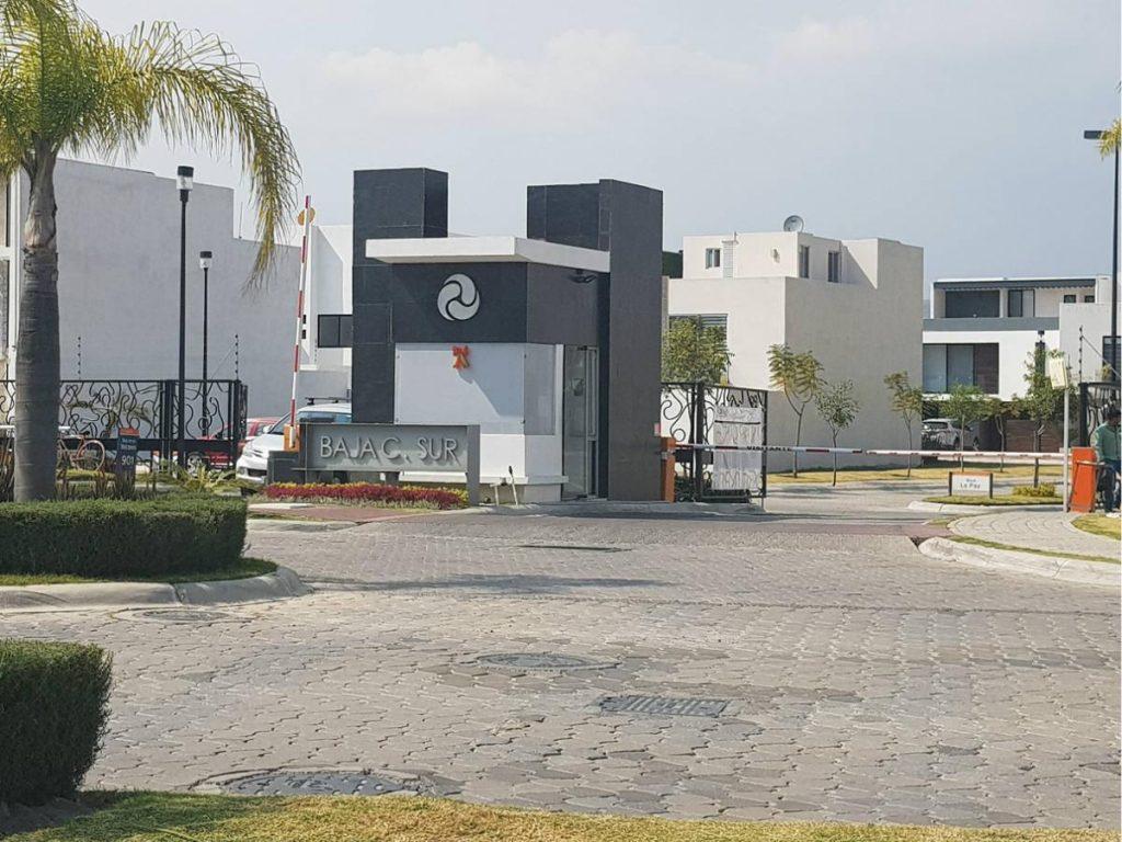 Venta terreno residencial plano en Parque Baja California Sur Lomas de Angelopolis