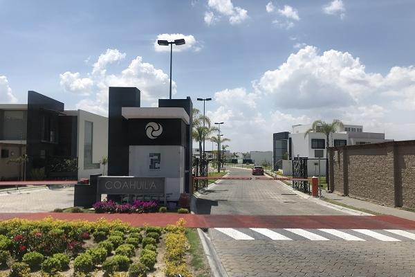 Venta terreno lote residencial plano Parque Coahuila Lomas de Angelopolis 1