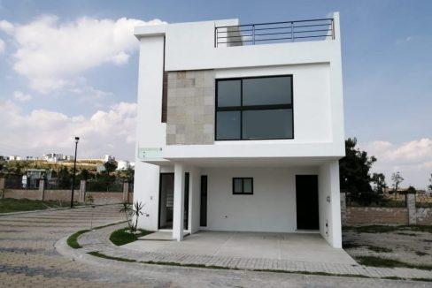 Venta casa de 3 recamaras Parque Veracruz Lomas de Angelopolis 1