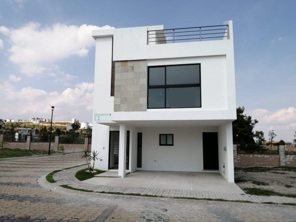 Venta casa de 3 recamaras Parque Veracruz Lomas de Angelopolis