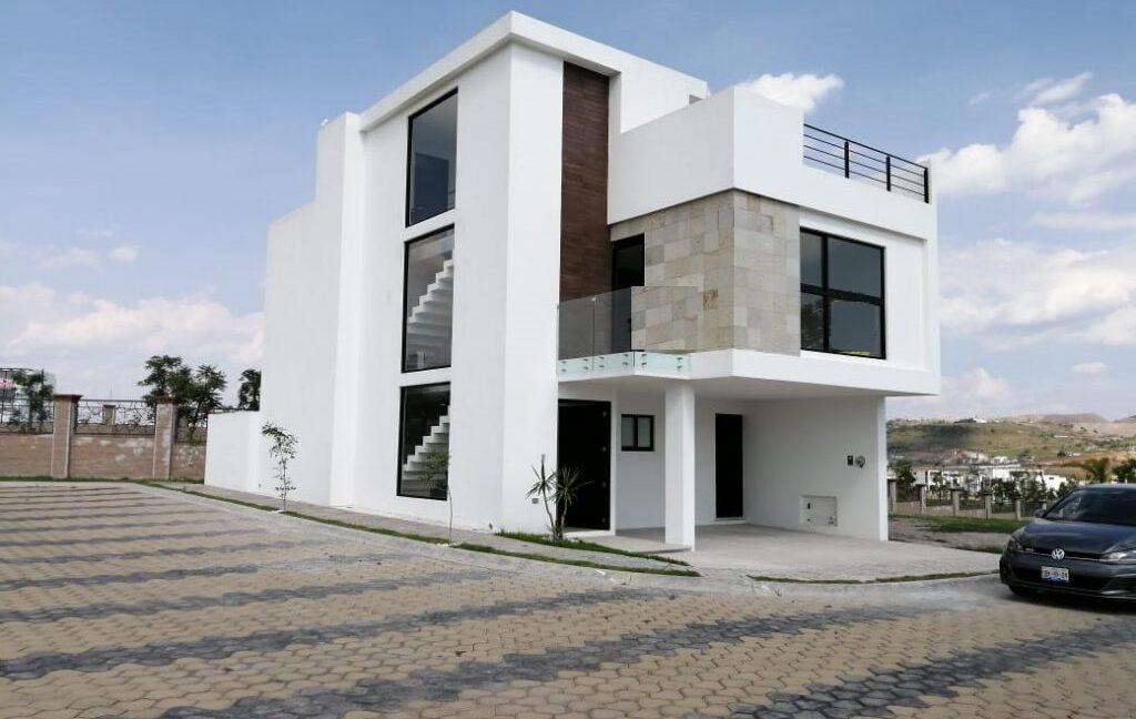 Venta casa de 3 recamaras Parque Veracruz Lomas de Angelopolis 2