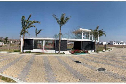 Venta terreno Lote residencial plano Parque Oaxaca Lomas de Angelopolis 2