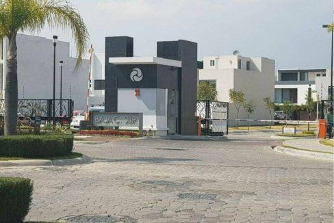 Venta terreno lote residencial Parque Baja California Lomas de Angelopolis