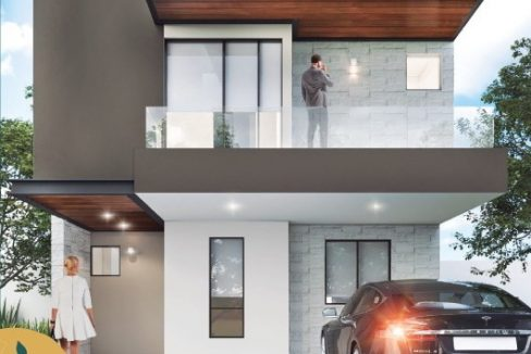 Casa en venta 3 recamaras Modelo Saona Altaria Residencial Lomas de Angelopolis Puebla