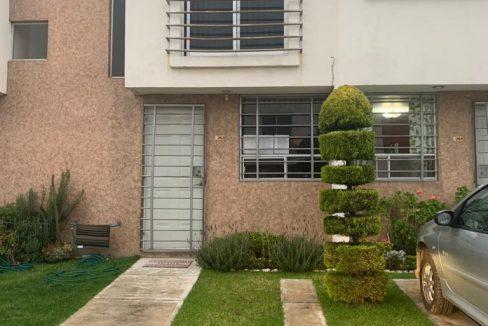 Venta casa 2 recamaras Residencial Floripa Coronango Puebla 1