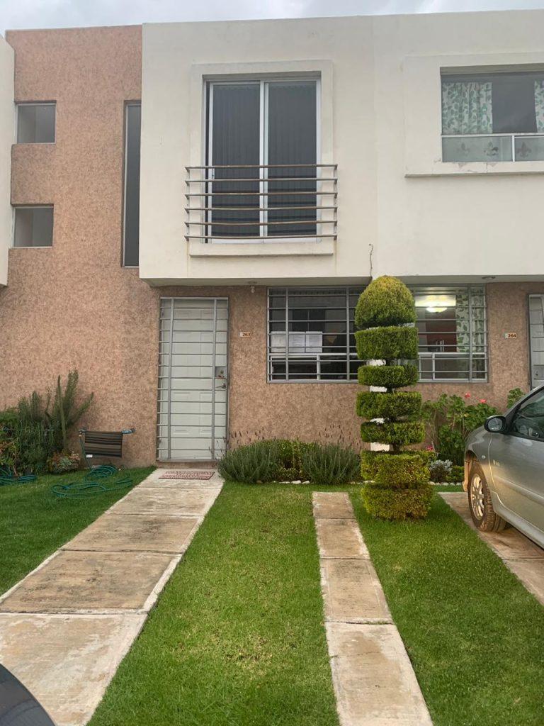 Venta casa 2 recamaras Residencial Floripa Coronango Puebla