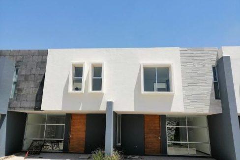 Venta casa 3 recamaras Residencial BEQAA Granjas Puebla 1