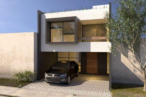 Casa en venta 3 recamaras residencial Lucendi San Pedro Cholula Puebla