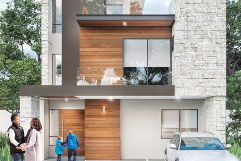 Casa en venta 4 recamaras Modelo Olimpo Altaria Residencial Lomas de Angelopolis Puebla
