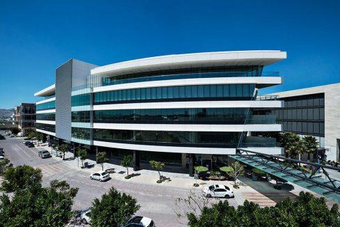 Renta oficina equipada Corporativo Angelopolis Distrito Sonata Lomas de Angelopolis Puebla