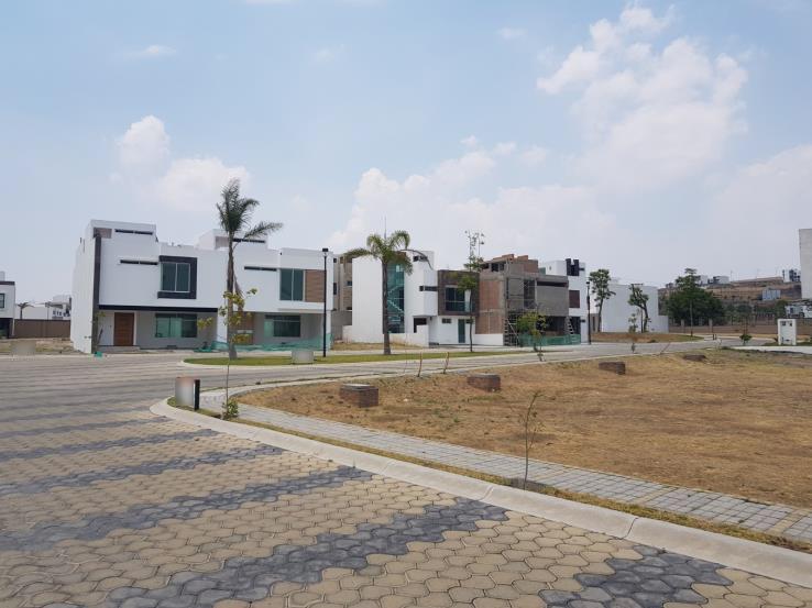 Venta lote residencial esquina Parque Veracruz Lomas de Angelopolis Puebla 3