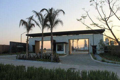 Venta lote residencial plano Parque Monaco Lomas Angelopolis Puebla