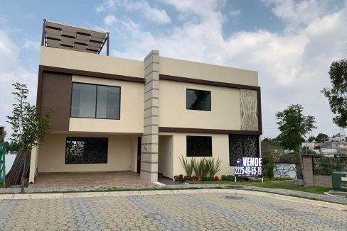 Venta casa Parque Aguascalientes Lomas de Angelopolis Puebla 2