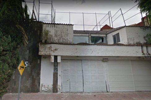 Terreno en venta con construcción para demoler Club de Golf las Fuentes Puebla 4