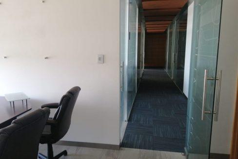 Renta oficina amueblada Corporativo Angelopolis Lomas de Angelopolis Puebla 3