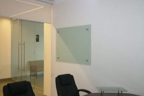 Renta oficina amueblada Corporativo Angelopolis Lomas de Angelopolis Puebla 4