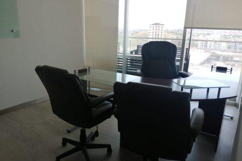 Renta oficina amueblada Corporativo Angelopolis Lomas de Angelopolis Puebla 7