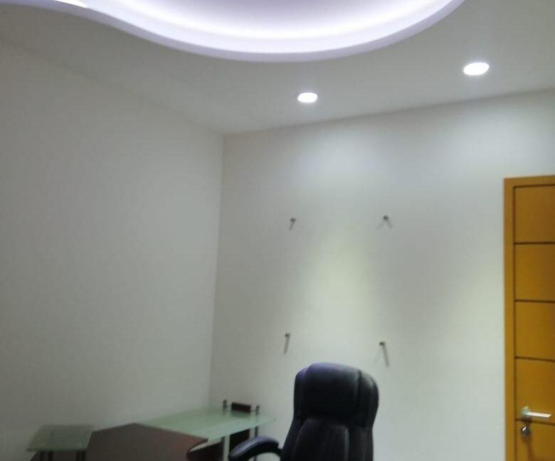 Renta oficina amueblada con terraza Corporativo Angelopolis Lomas de Angelopolis 3