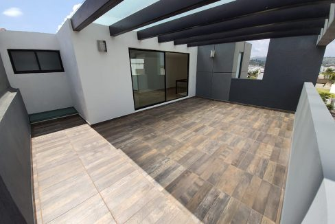 Venta casa 4 recamaras roofgarden Parque Queretaro Lomas de Angelopolis Puebla 18