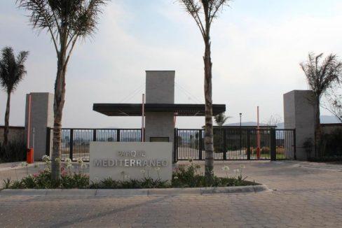 Venta terreno residencial plano en Parque Mediterraneo Lomas de Angelopolis Puebla 1